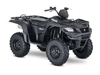 2017 Suzuki KingQuad 750 for sale 200561634