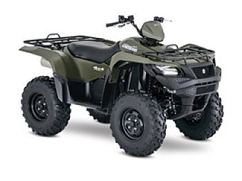 2017 Suzuki KingQuad 750 for sale 200561637