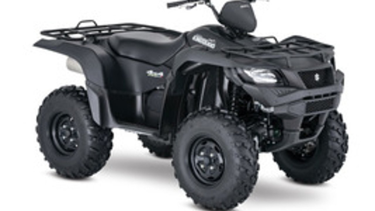 2017 Suzuki KingQuad 750 for sale 200561662