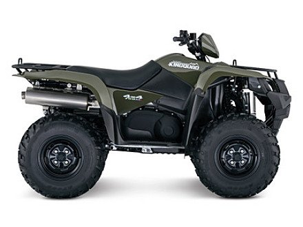 2017 Suzuki KingQuad 750 for sale 200390527