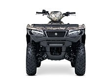 2017 Suzuki KingQuad 750 for sale 200459470
