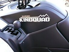 2017 Suzuki KingQuad 750 for sale 200487201