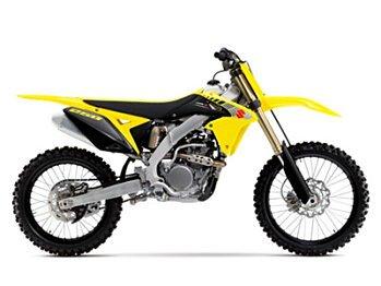 2017 Suzuki RM-Z250 for sale 200390515