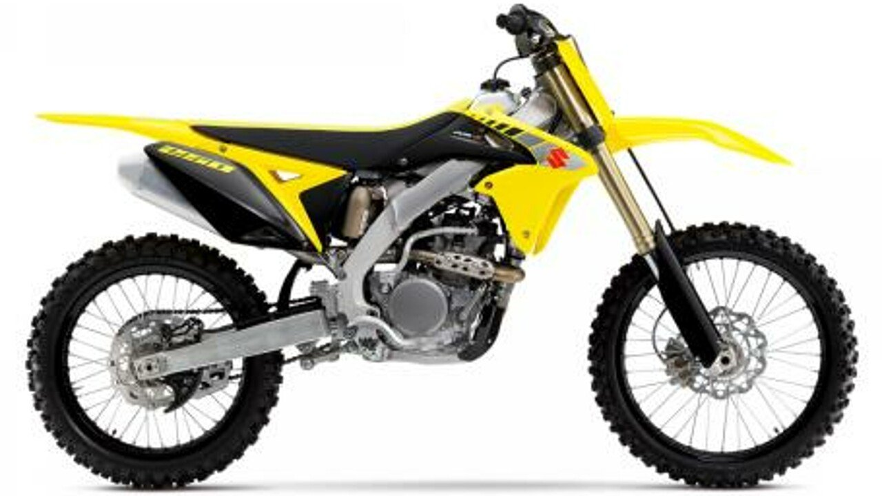 2017 Suzuki RM-Z250 for sale 200419267