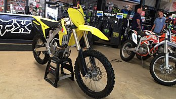 2017 Suzuki RM-Z250 for sale 200425283