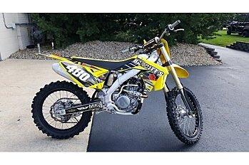 2017 Suzuki RM-Z250 for sale 200495599