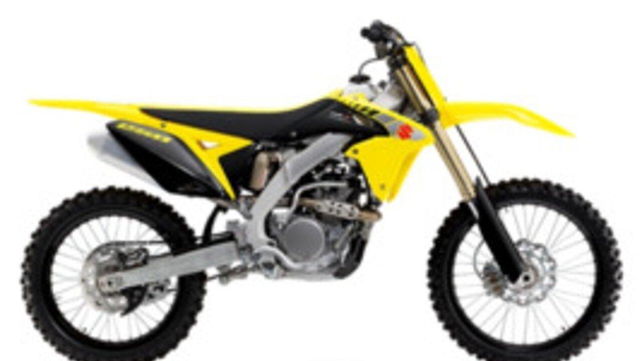 2017 Suzuki RM-Z250 for sale 200561598