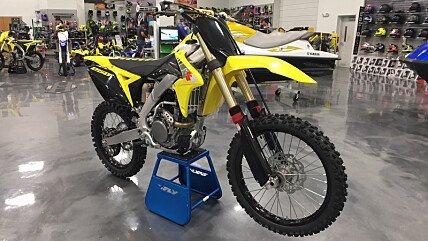 2017 Suzuki RM-Z250 for sale 200426669