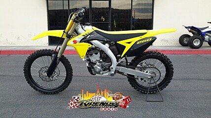 2017 Suzuki RM-Z250 for sale 200452300