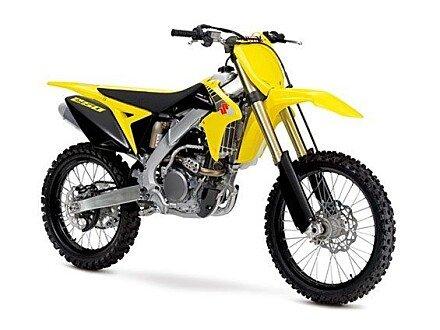 2017 Suzuki RM-Z250 for sale 200510683