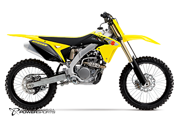 2017 Suzuki RM-Z450 for sale 200392583