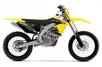 2017 Suzuki RM-Z450 for sale 200392618