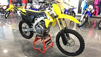 2017 Suzuki RM-Z450 for sale 200392644