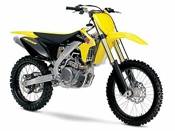 2017 Suzuki RM-Z450 for sale 200500850