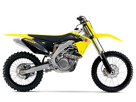 2017 Suzuki RM-Z450 for sale 200392523