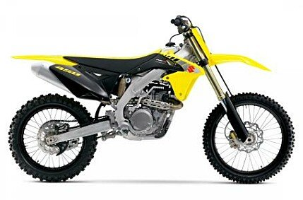 2017 Suzuki RM-Z450 for sale 200392618