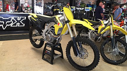 2017 Suzuki RM-Z450 for sale 200408366