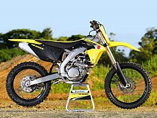 2017 Suzuki RM-Z450 for sale 200458724