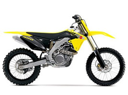 2017 Suzuki RM-Z450 for sale 200561580