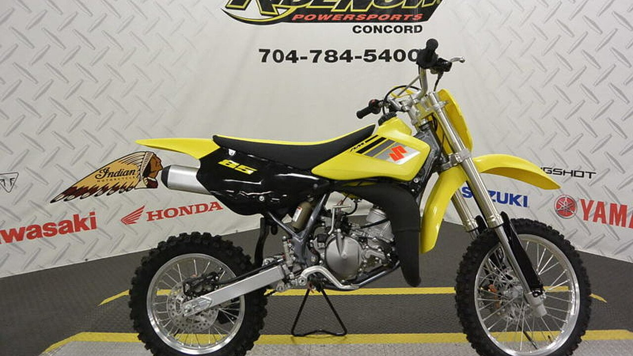 2017 Suzuki RM85 for sale 200410328
