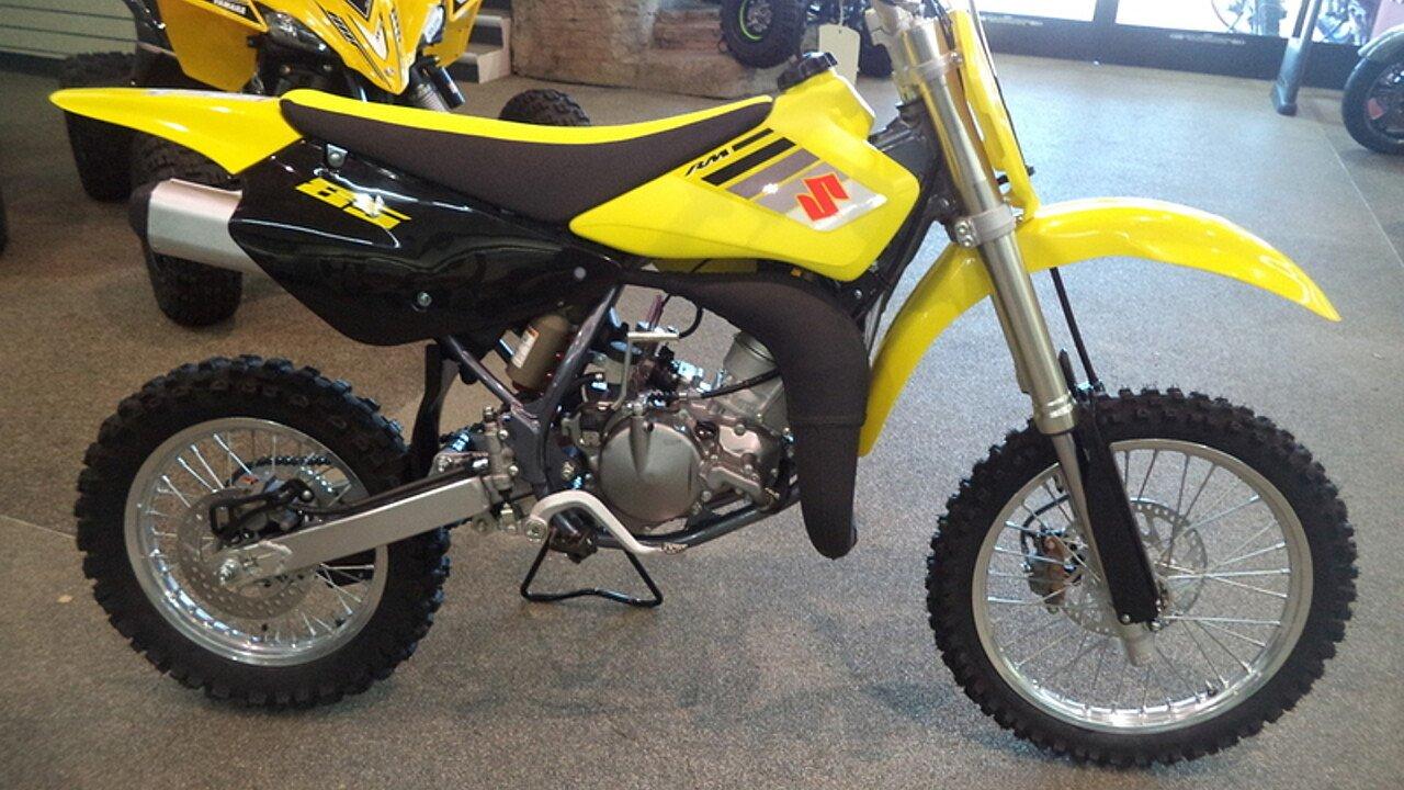 2017 Suzuki RM85 for sale 200424952