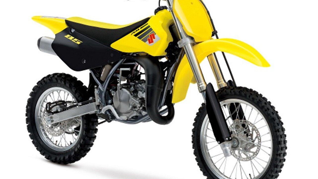 2017 Suzuki RM85 for sale 200579195