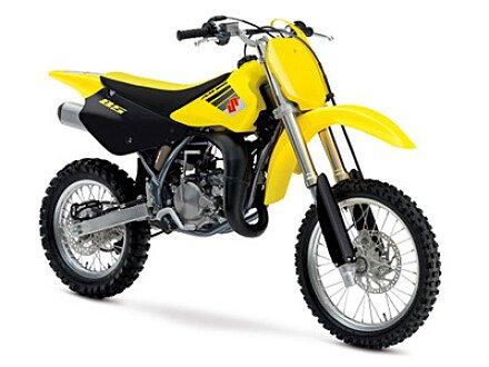 2017 Suzuki RM85 for sale 200484109