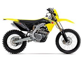 2017 Suzuki RMX450Z for sale 200395506