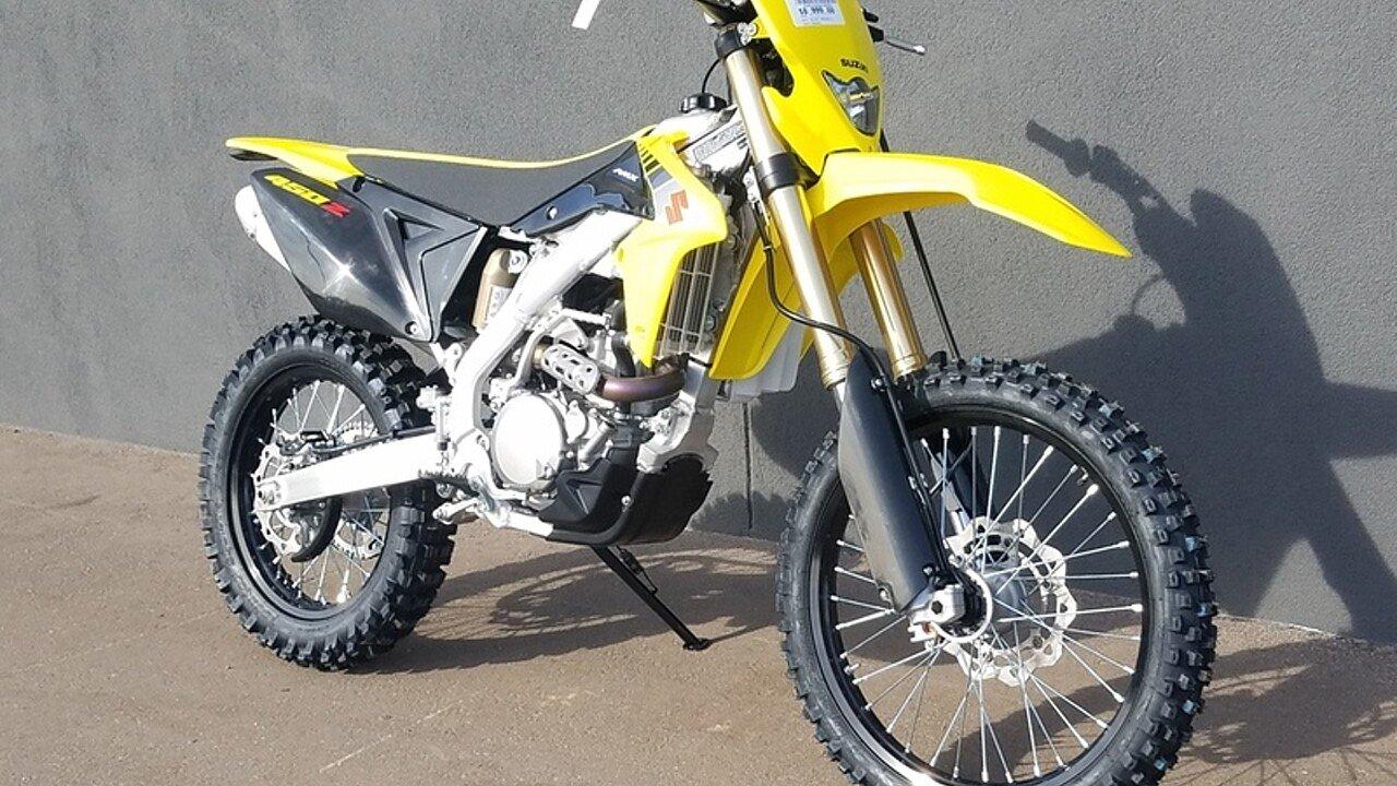 2017 Suzuki RMX450Z for sale 200408397
