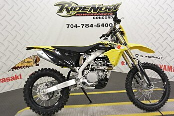 2017 Suzuki RMX450Z for sale 200412133