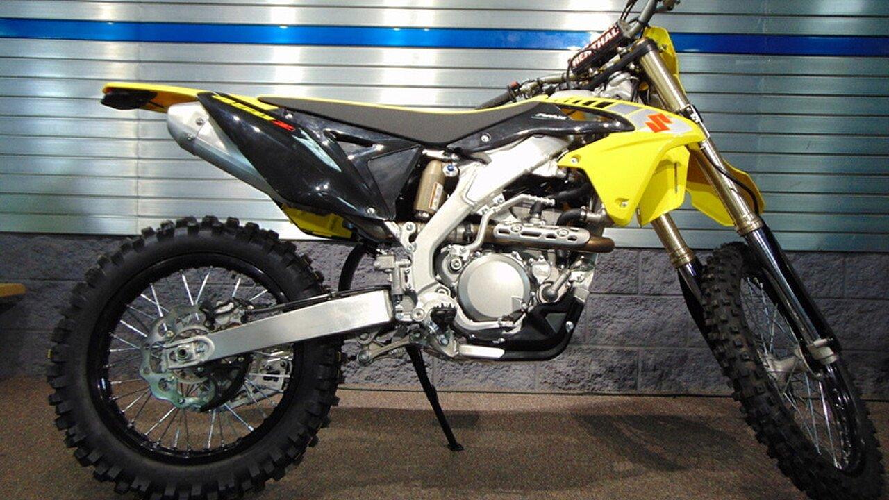 2017 Suzuki RMX450Z for sale 200451900