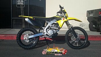 2017 Suzuki RMX450Z for sale 200452248