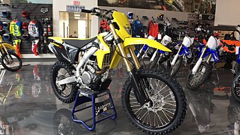 2017 Suzuki RMX450Z for sale 200453254