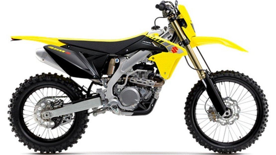 2017 Suzuki RMX450Z for sale 200459476