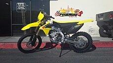 2017 Suzuki RMX450Z for sale 200452248