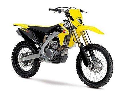 2017 Suzuki RMX450Z for sale 200500857