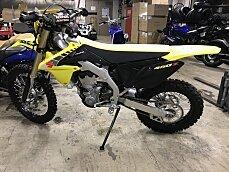 2017 Suzuki RMX450Z for sale 200535235