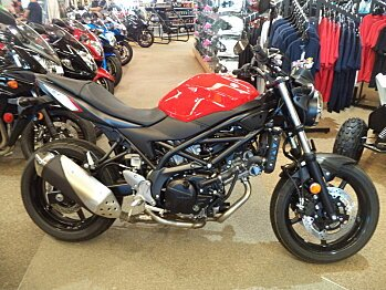2017 Suzuki SV650 for sale 200405182
