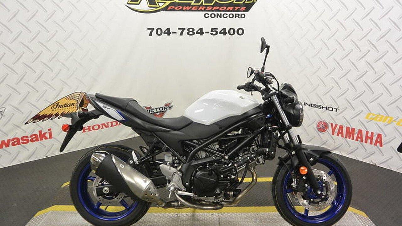 2017 Suzuki SV650 for sale 200410174