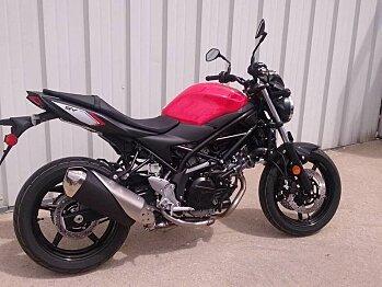 2017 Suzuki SV650 for sale 200459605