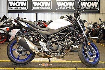 2017 Suzuki SV650 for sale 200484603