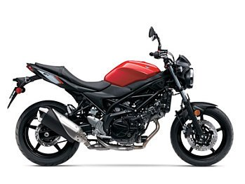 2017 Suzuki SV650 for sale 200558658