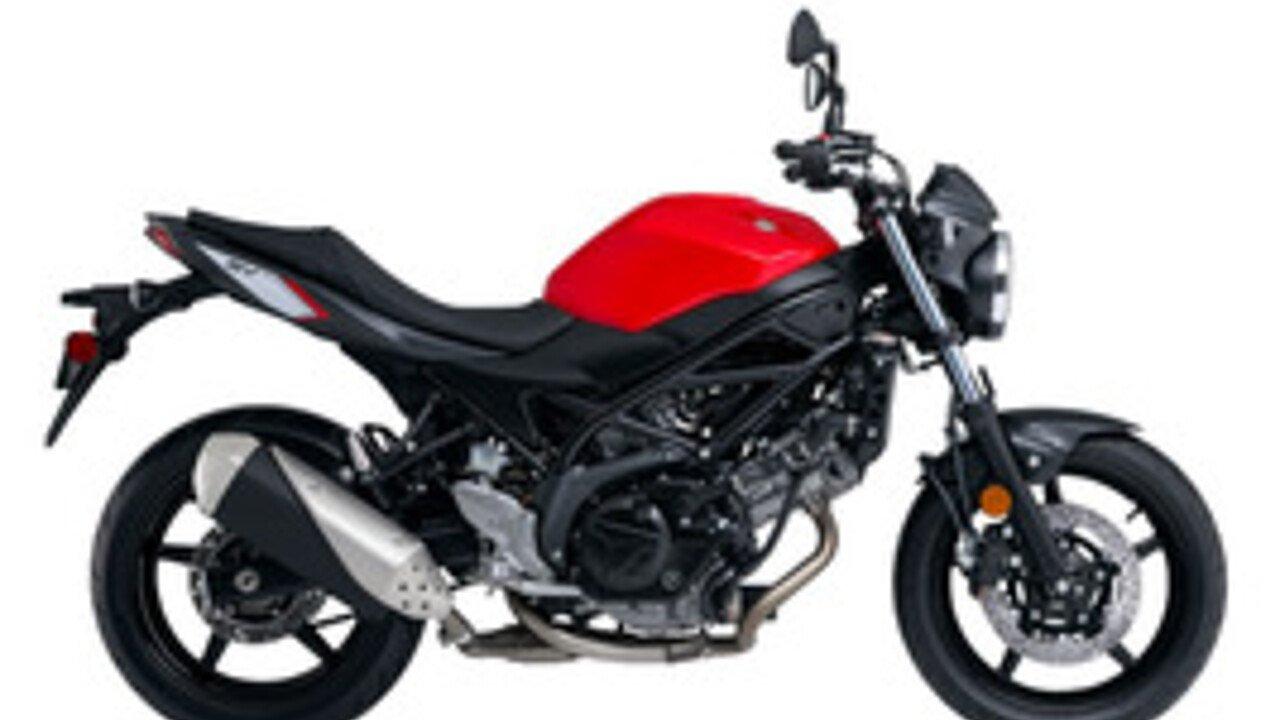 2017 Suzuki SV650 for sale 200561600
