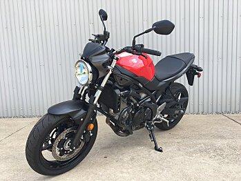 2017 Suzuki SV650 for sale 200578896