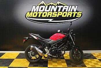 2017 Suzuki SV650 for sale 200582478