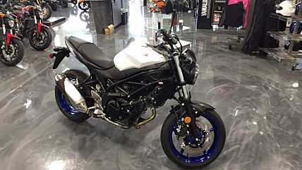2017 Suzuki SV650 for sale 200373116