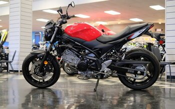 2017 Suzuki SV650 for sale 200375680