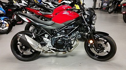 2017 Suzuki SV650 for sale 200444155
