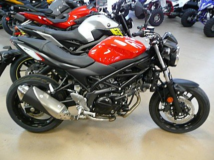 2017 Suzuki SV650 for sale 200448472