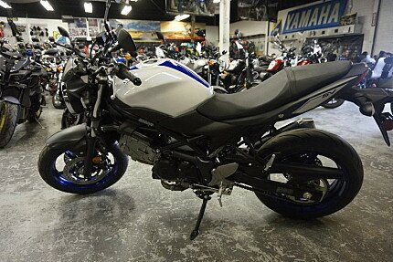 2017 Suzuki SV650 for sale 200459005